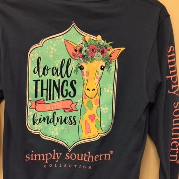 153450bdf03f Simply Southern Shirts & Tops | Youth Shirt | Poshmark